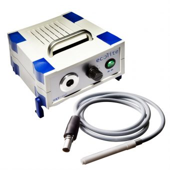 LED light generator for rectoscopy & proctoscopy