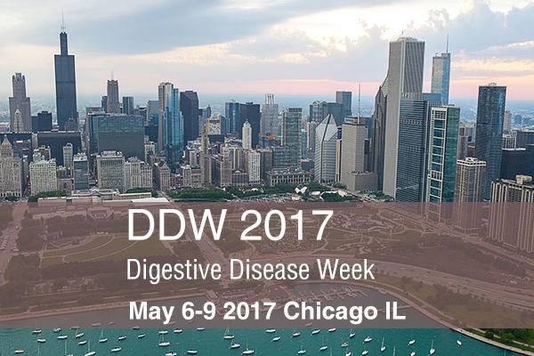 Digestive Disease Week 2017