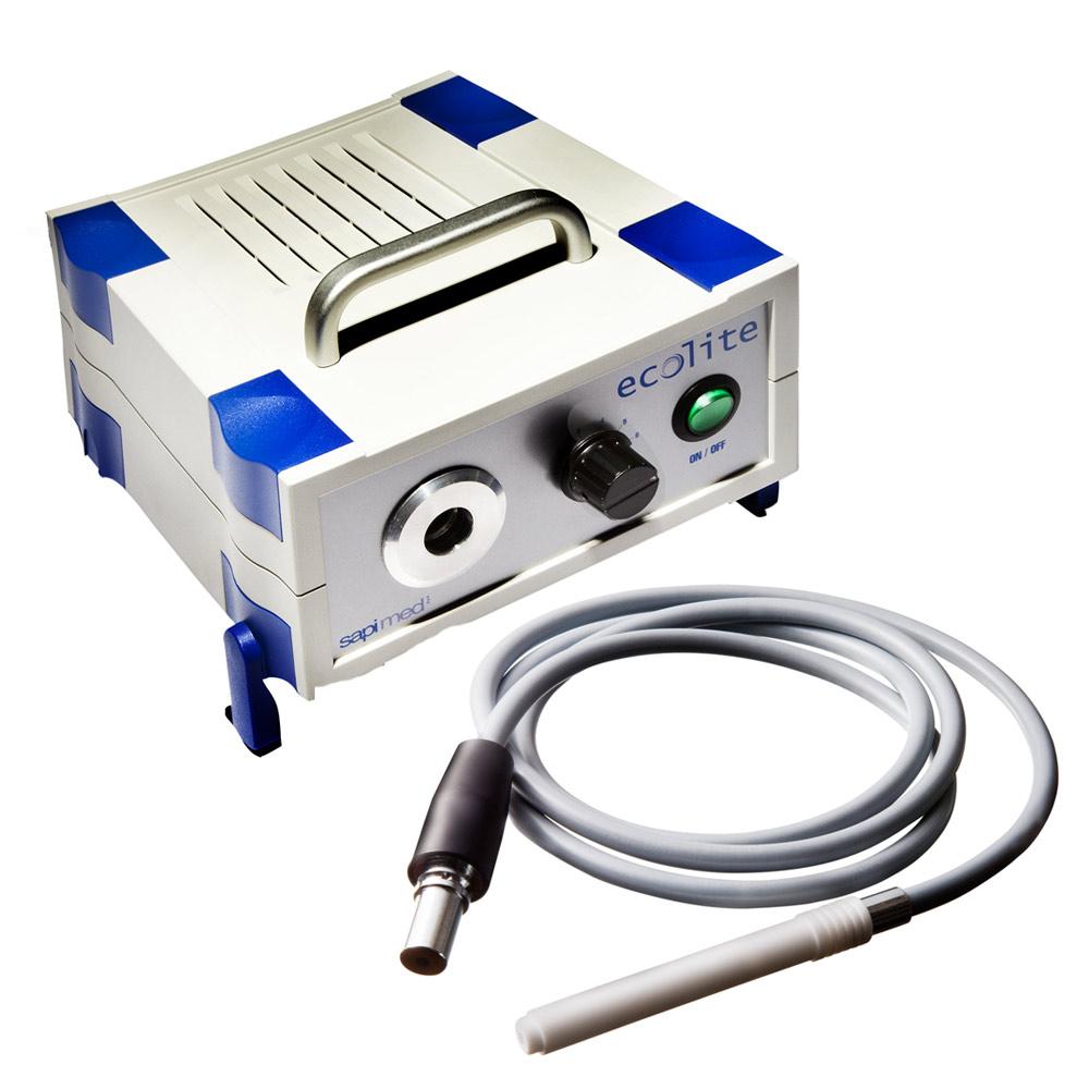 LED light generator for rectoscopy & proctoscopy