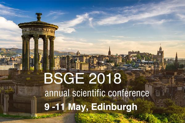 BSGE 2018 Edinburgh